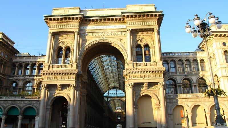 melhores pontos turísticos em Milão