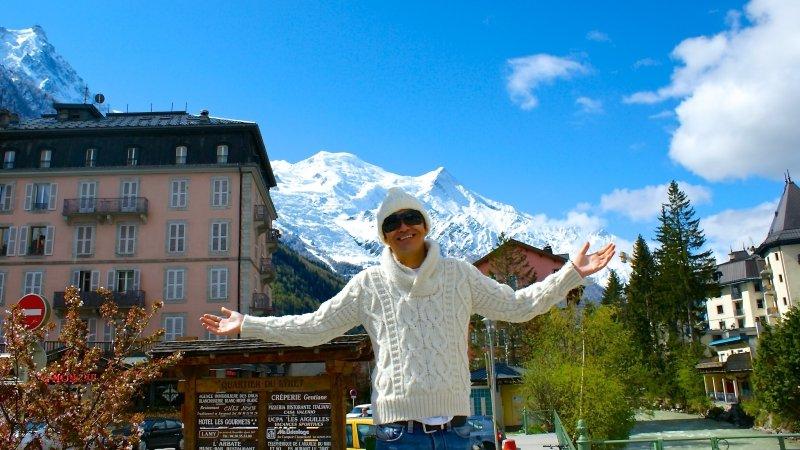 Chamonix Mont Blanc França o que fazer dicas de viagem pontos turísticos ski hotel montanha Europa