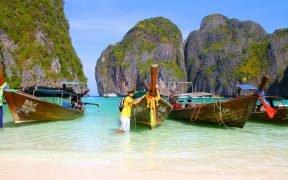 o que fazer em Ko Phi Phi - pontos turísticos em Ko Phi Phi - Pontos de interesse em Ko Phi Phi - Melhores praias em Ko Phi Phi