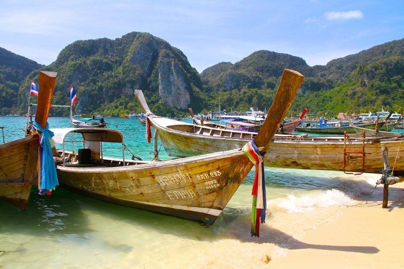 Ko Phi Phi - Tailândia: O que fazer melhores praias hotel passeios férias