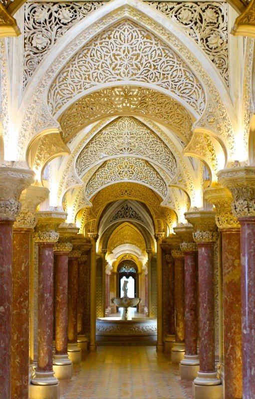 Palácio de Monserrate - Sintra: O que fazer pontos turísticos passeios Portugal o que visitar dicas viagem