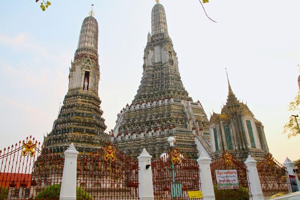 Atrações Turísticas na Tailândia - O que fazer dicas viagem passeios Bangkok