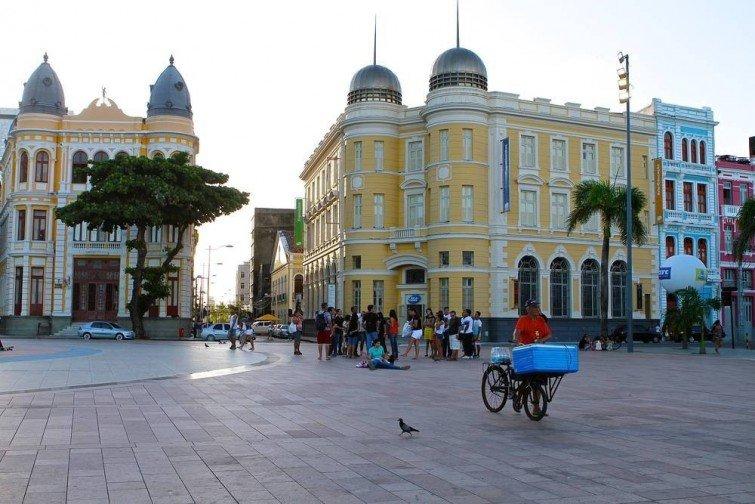 Passeios em Recife e Olinda, Pontos turísticos em Recife
