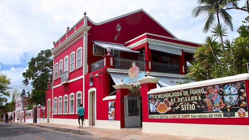Pontos turísticos de Olinda Pernambuco