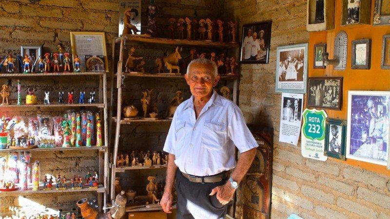 Caruaru Agreste Pernambuco São João nordeste Brasil turismo festas pontos turísticos