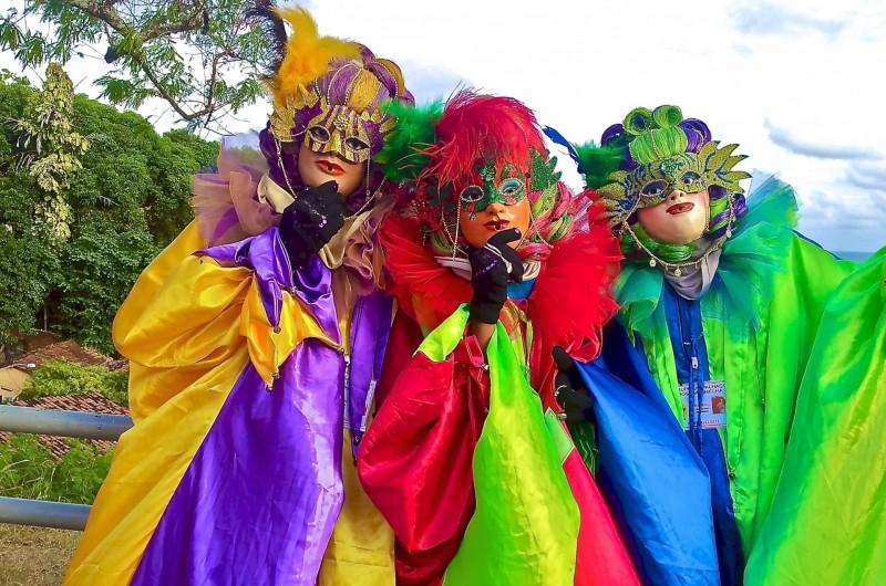 Carnaval Olinda Pernambuco nordeste Brasil o que fazer