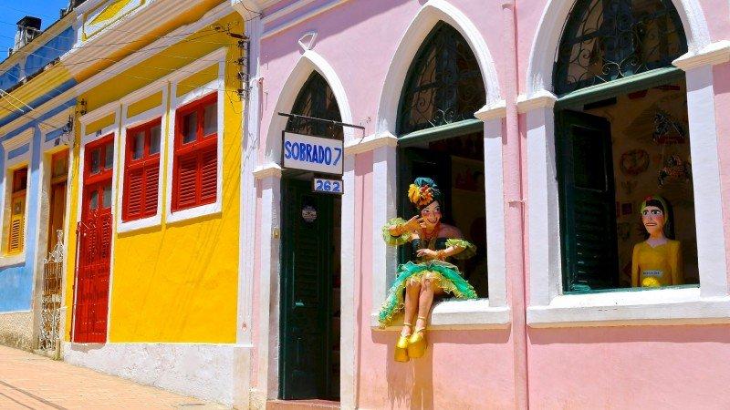 Passeios em Olinda Recife Pontos turísticos