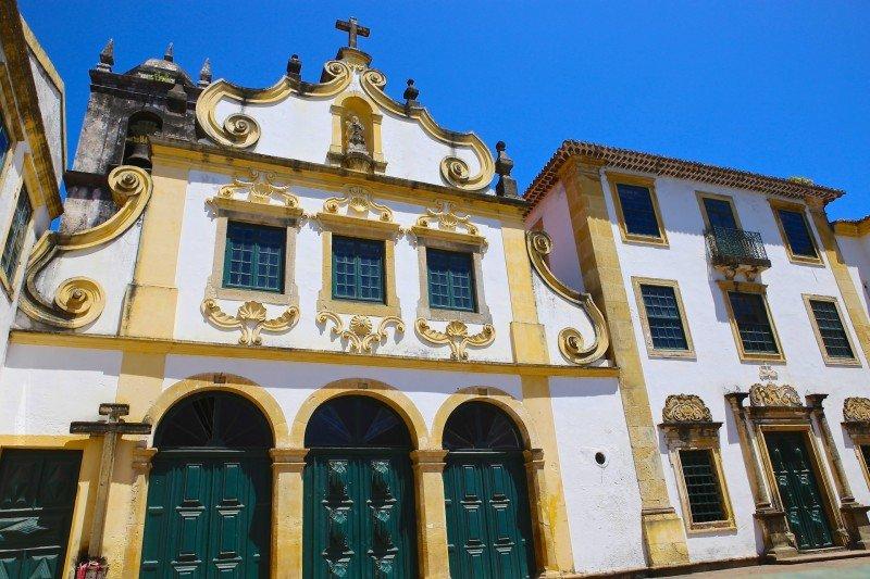 Convento de São Francisco Olinda Pernambuco Brasil