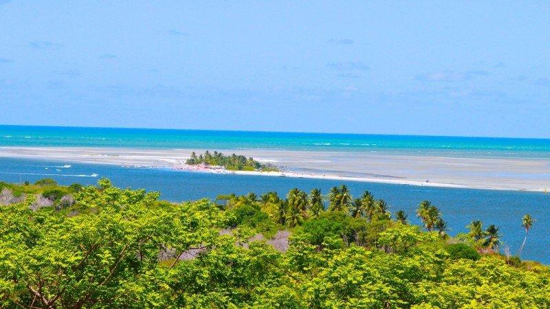 Coroa do Avião Ilha de Itamaracá Pernambuco