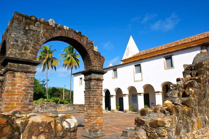 Monumentos históricos em Pernambuco pontos turísticos o que fazer passeios dicas viagem