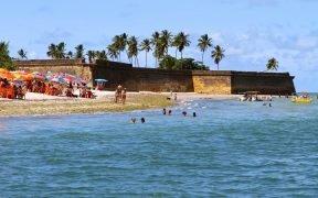 O que fazer na ilha de Itamaracá - Pernambuco - Coroa do Avião
