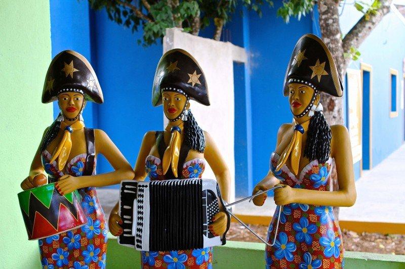 artesanato feira Caruaru nordeste Pernambuco Brasil pontos turísticos