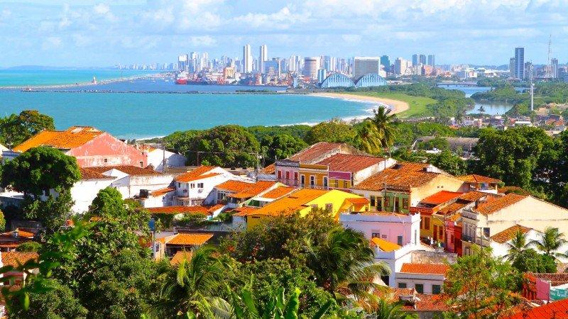 Olinda Recife passeios dicas de viagem centro histórico