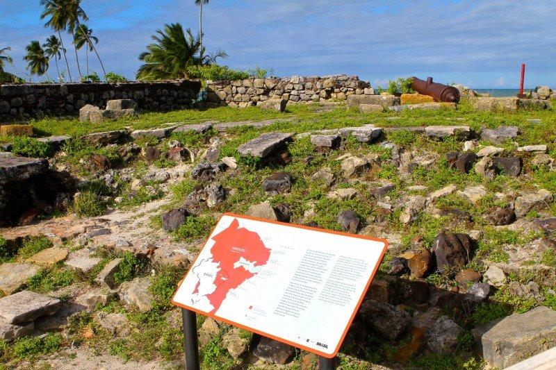 Pernambuco pontos turísticos ilha de Itamaracá praias turismo