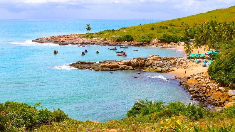 Praia de Calhetas Cabo de Santo Agostinho Pernambuco passeios viagem