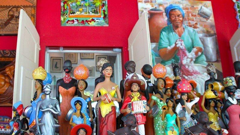 Olinda centro histórico cidade colonial Brasil