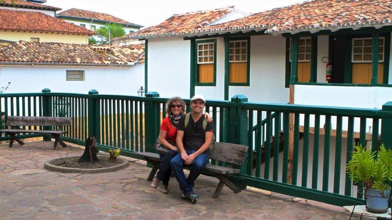o que fazer em Diamantina Minas Gerais Casa Chica da Silva pontos turísticos cidade histórica