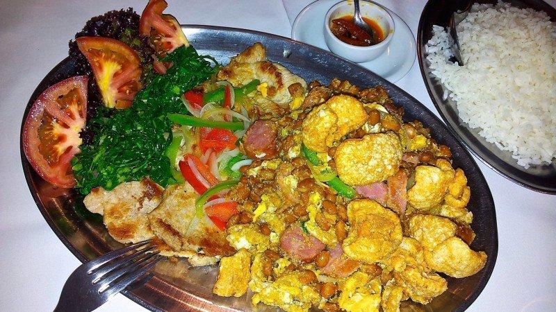 pratos típicos minas