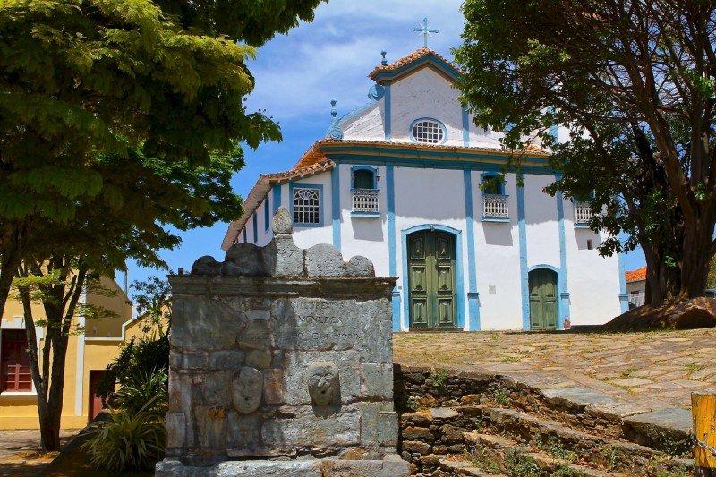 o que fazer em Diamantina Minas Gerais cidade histórica pontos turísticos igrejas coloniais
