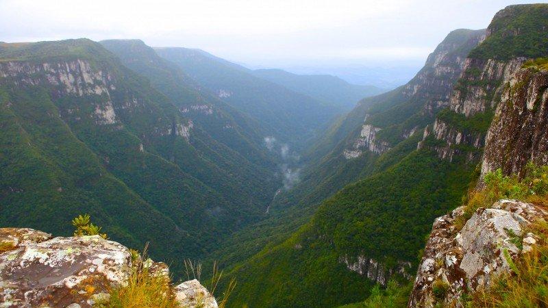 Canion Fortaleza Cambara do Sul Trilha o que fazer dicas viagem hotel Rio Grande do Sul