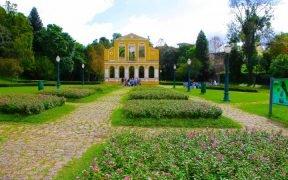 Bosque Alemão pontos turísticos Curitiba viagem dicas passeios o que fazer Paraná hotel pousada