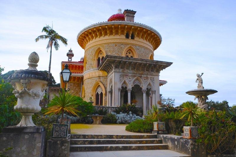 palácios de Portugal castelos dicas de viagem pontos turísticos turismo passeios onde ir