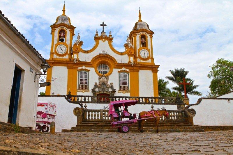o que fazer Tiradentes Minas Gerais pontos turísticos dicas viagem turismo cidades históricas hotel