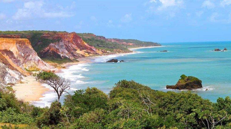 melhores praias da Paraíba nordeste praia mais bonita do Brasil dicas de viagem João Pessoa hotel pousada pontos turísticos