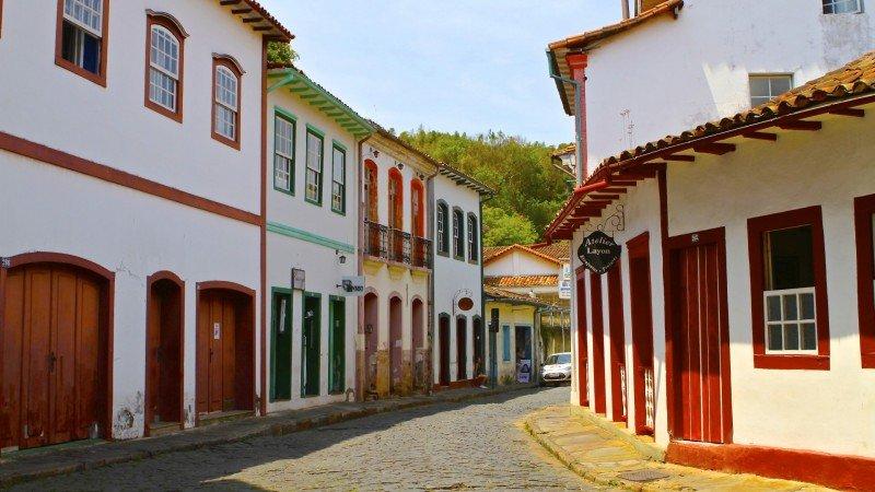 Ouro Preto pontos turísticos o que fazer dicas viagem Minas Gerais hotel cidades históricas