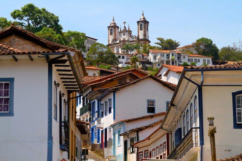 Ouro Preto pontos turísticos o que fazer dicas viagem cidades históricas Minas Gerais