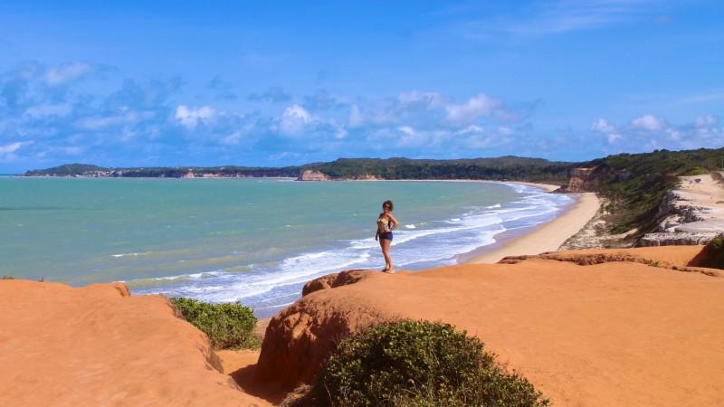 Natal RN o que fazer melhores praias dicas viagem passeios nordeste hotel restaurantes praia de Pipa
