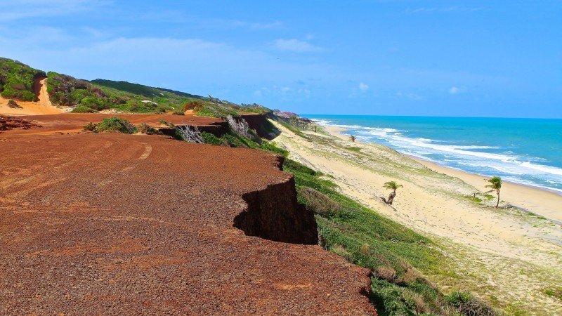 de Pipa o que fazer Tibau do Sul praias RN dicas viagem nordeste praias férias passeios dicas praia das Minas