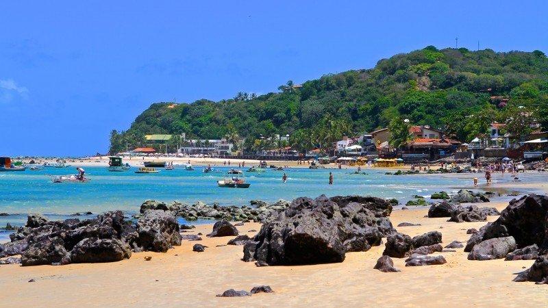 Praia de Pipa o que fazer RN praias nordeste hotel pousada restaurante Tibau do sul turismo férias dicas viagem