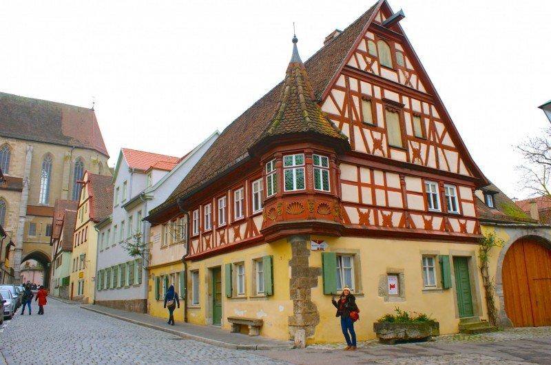 o que fazer em Rothenburg ob der Tauber pontos turísticos dicas viagem passeios Alemanha cidades lugares hotel onde ir