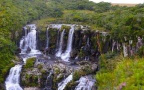 Cachoeiras Rio Grande do Sul pontos turísticos o que fazer lugares Brasil hotel Cambara do Sul Canion Fortaleza