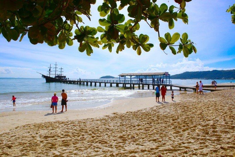 Hotel em Florianópolis onde ficar pousada dicas férias praias Santa Catarina