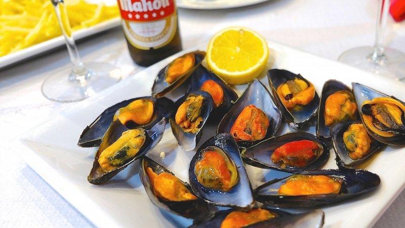 Comidas típicas Espanha viagem passeio dicas o que fazer o que comer