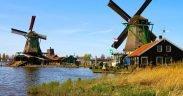 O que fazer em Zaanse Schans - Moinhos perto de Amsterdam - Como chegar em Zaanse Schans - Pontos de Interesse em Zaanse Schans - Passeios em Zaanse Schans