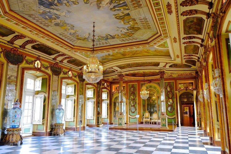 O que fazer em Queluz Palácio de Queluz