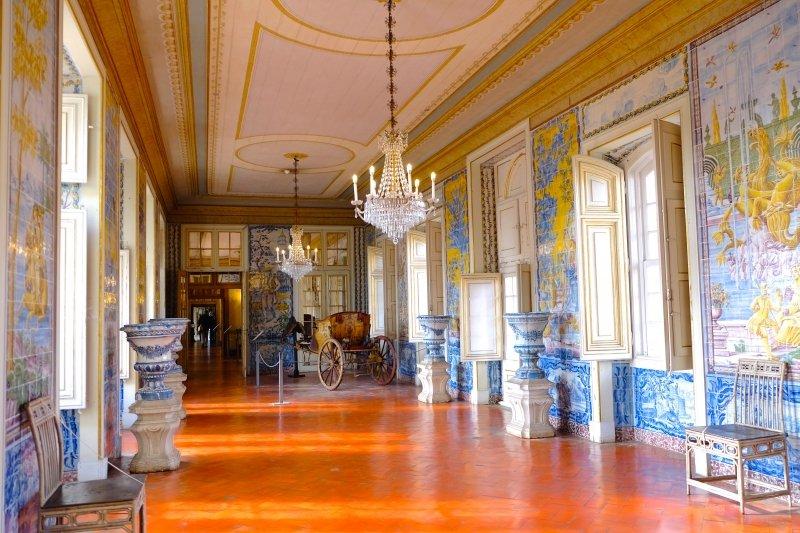 Palácio de Queluz o que fazer em Queluz palácios em Portugal pontos turísticos passeios dicas férias viagem