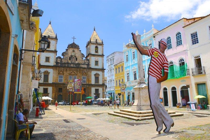 Salvador Bahia o que fazer pontos turísticos Pelourinho Praias