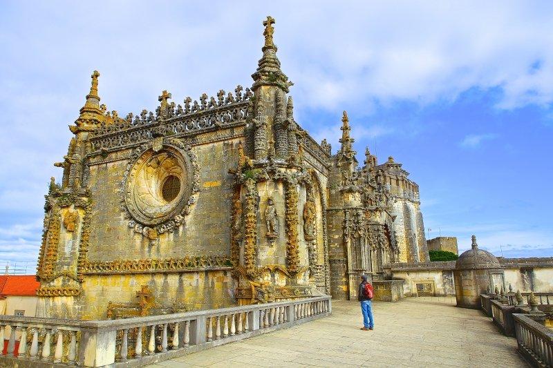 o que visitar em Tomar Portugal