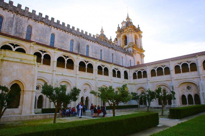 Monumento Mosteiro de Alcobaça