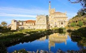 O que fazer em Luso - O que visitar em Luso - Palácio do Bussaco - Pontos de Interesse em Luso - Pontos Turísticos em Luso Portugal - Passeios em Luso