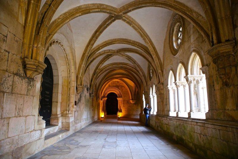 Visita Mosteiro de Alcobaça