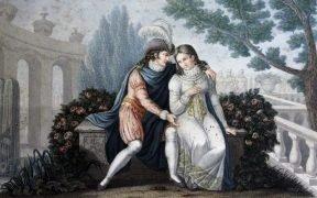Historia de amor de Pedro e Ines de Castro