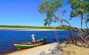 o que fazer em Caraíva Bahia - Pontos turísticos em Caraíva