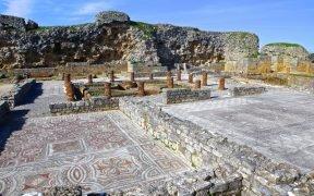 Ruínas Romanas em Portugal - Sítios Arqueológicos em Portugal - Cidades Romanas em Portugal - Visita às Ruínas Romanas de Conímbriga - Vestígios Romanos