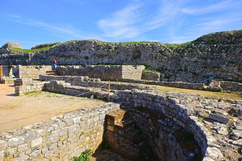 ruinas romanas de Conimbriga Portugal