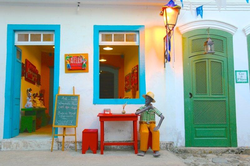 o que fazer em Paraty - RJ centro históricos praias dicas de viagem passeios de barco hotel pousada